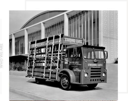 Standard Glass Truck